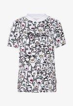 TEE - Print T-shirt - multicolor