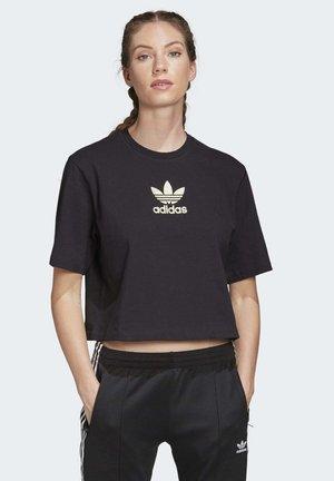 PREMIUM T-SHIRT - T-shirt con stampa - black