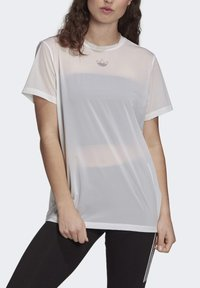 adidas Originals - T-SHIRT - T-shirt basic - white - 4