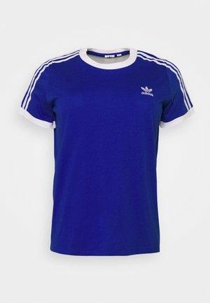 TEE - Print T-shirt - blue/white