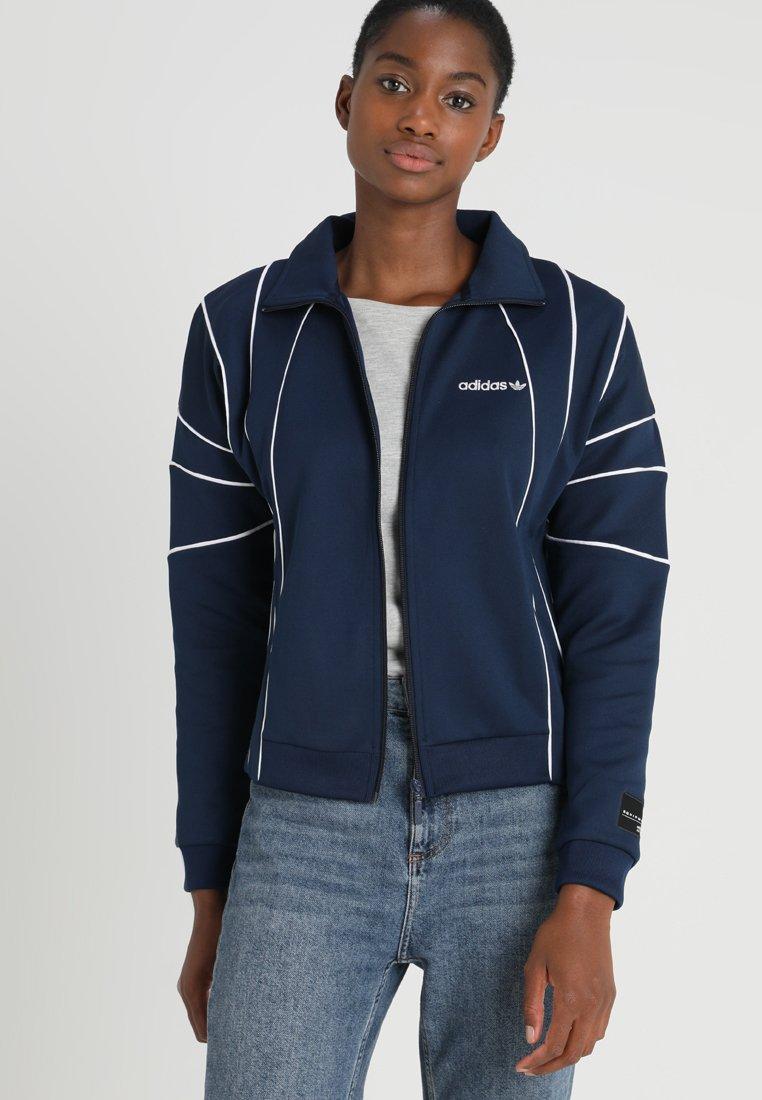 adidas Originals - TRACK  - Trainingsvest - collegiate navy/white