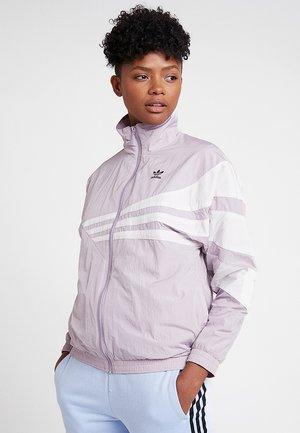 TRACK  - Training jacket - purple