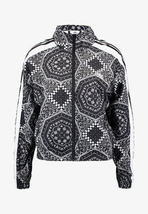 Veste coupe-vent - white/black