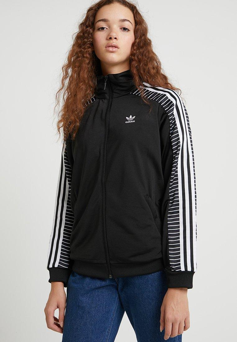 adidas Originals - TRACK - Træningsjakker - black