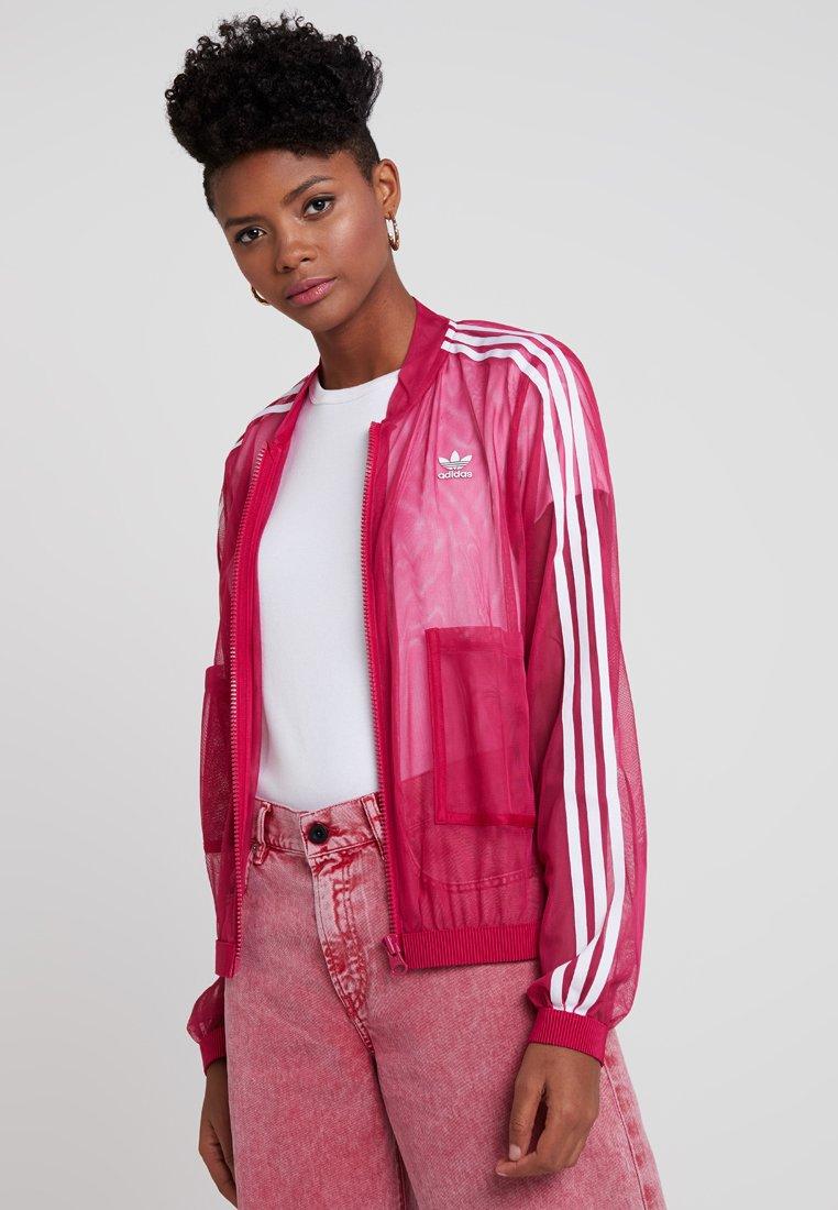 adidas Originals - TRACK - Bomberjacks - pride pink