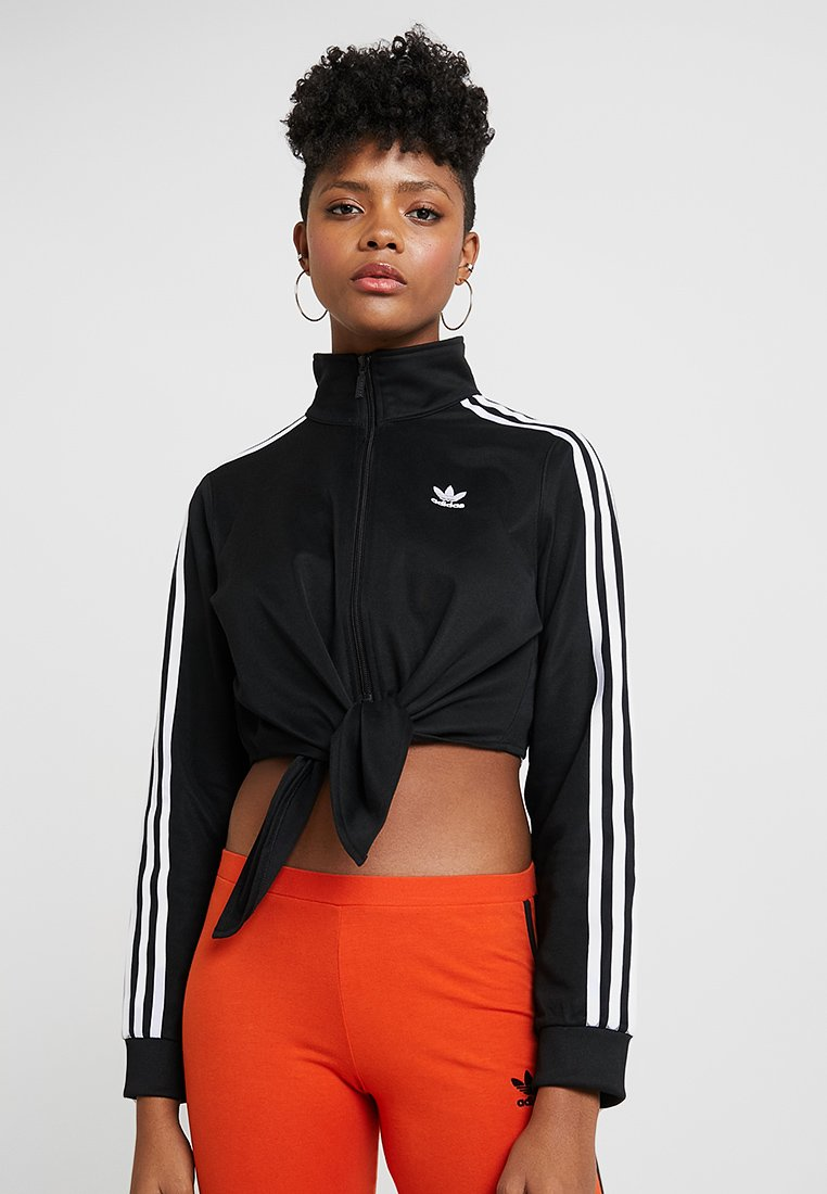 adidas Originals - TRACK - Trainingsvest - black
