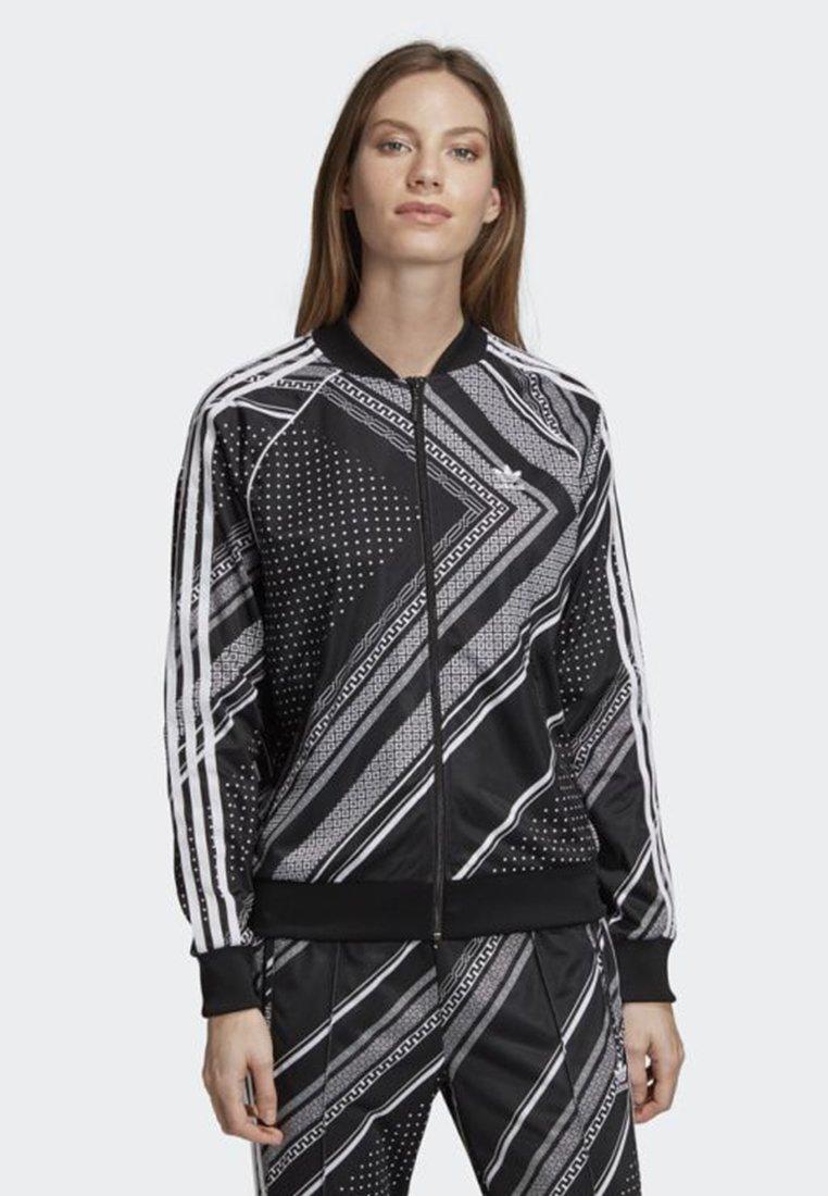 adidas Originals - SST TRACK JACKET - Träningsjacka - black
