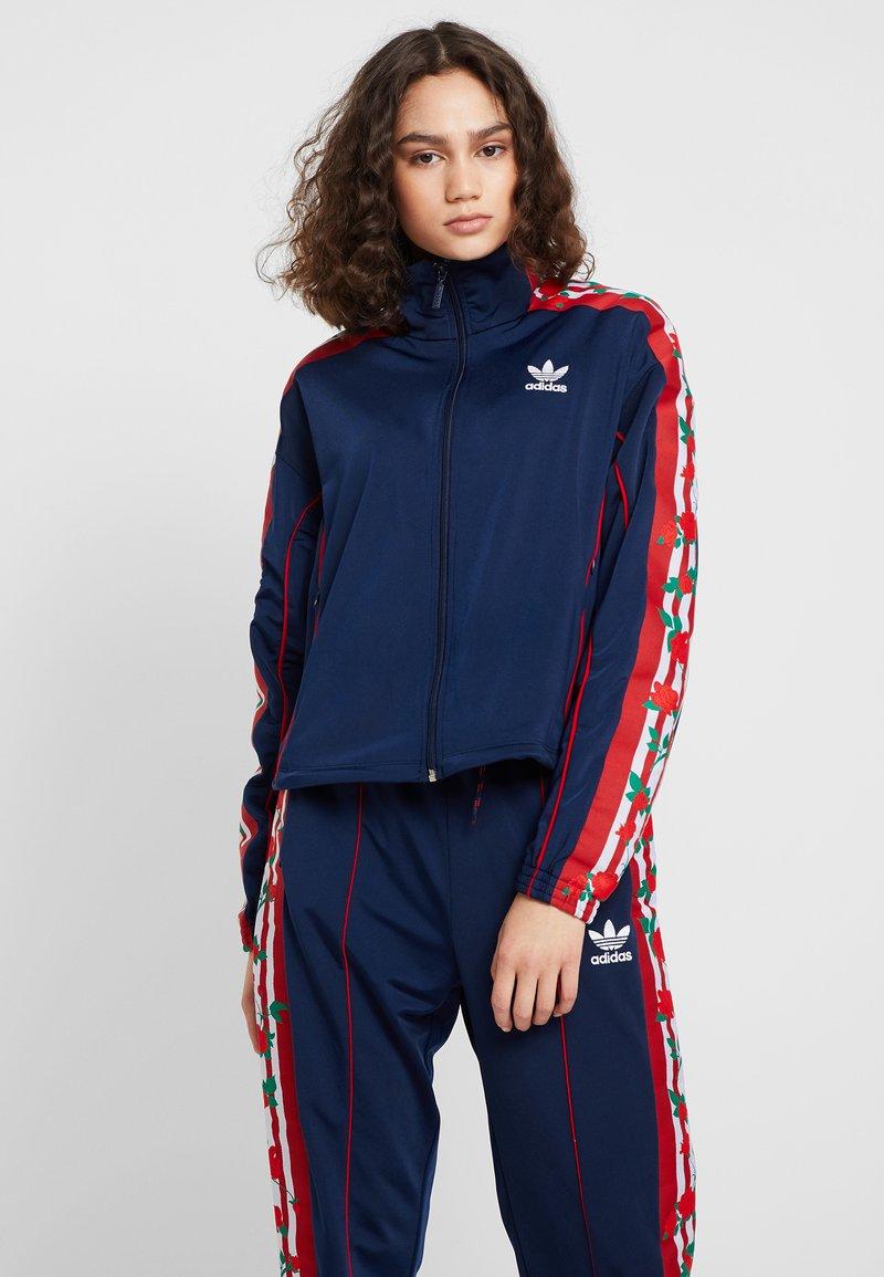 adidas Originals - Training jacket - collegiate navy