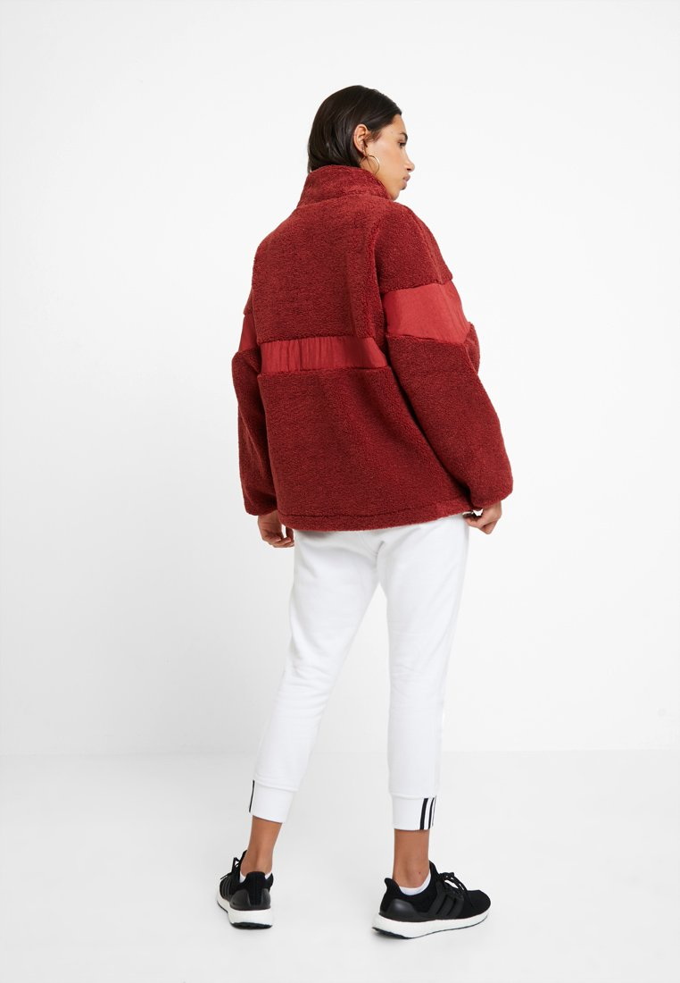 adidas Originals Veste d'hiver mystery red