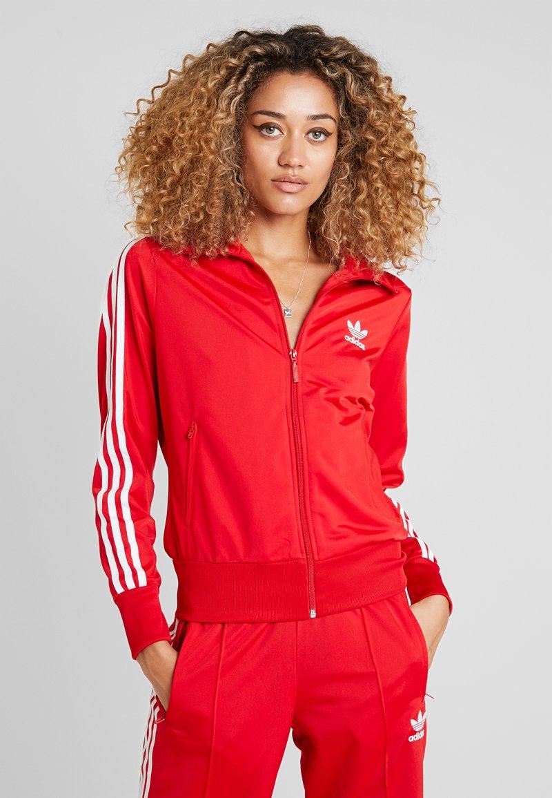 adidas Originals - FIREBIRD - Chaqueta de entrenamiento - scarlet