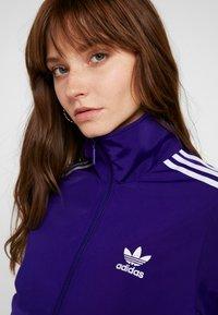 adidas Originals - FIREBIRD - Sportovní bunda - collegiate purple - 3
