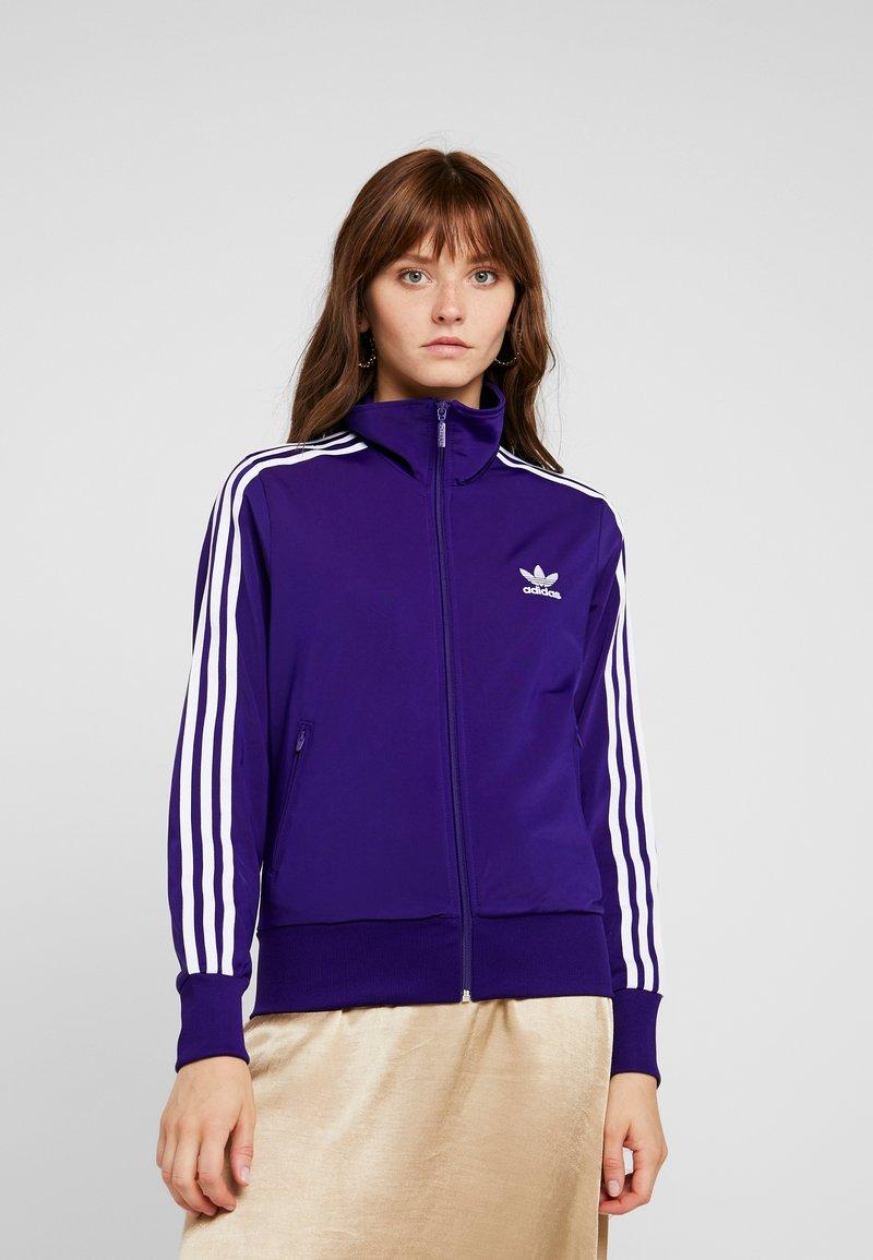 adidas Originals - FIREBIRD - Sportovní bunda - collegiate purple