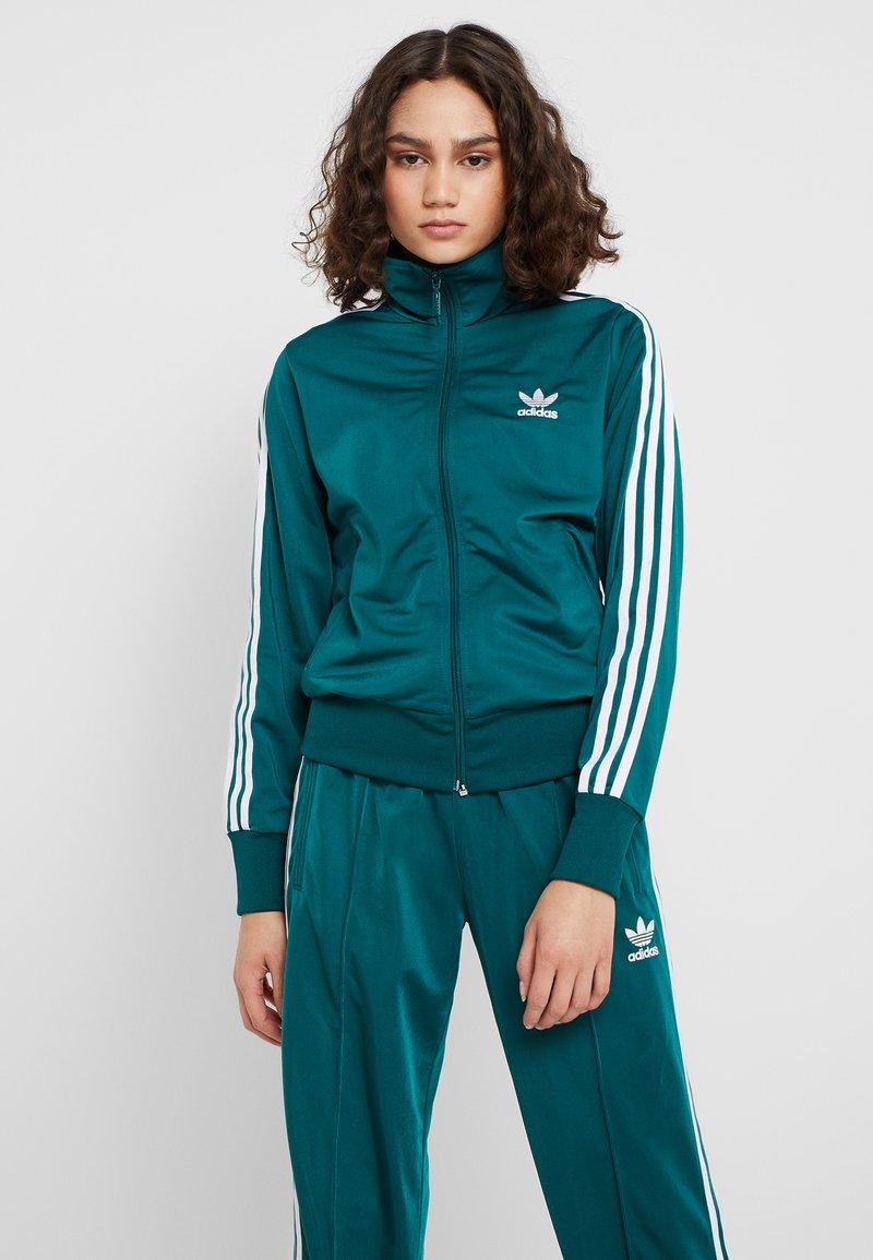 adidas Originals - FIREBIRD - Treningsjakke - noble green