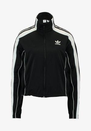 TRACKTOP - Training jacket - black