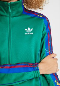 adidas Originals - TRACKTOP - Veste de survêtement - bold green - 6