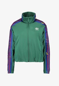 adidas Originals - TRACKTOP - Veste de survêtement - bold green - 5