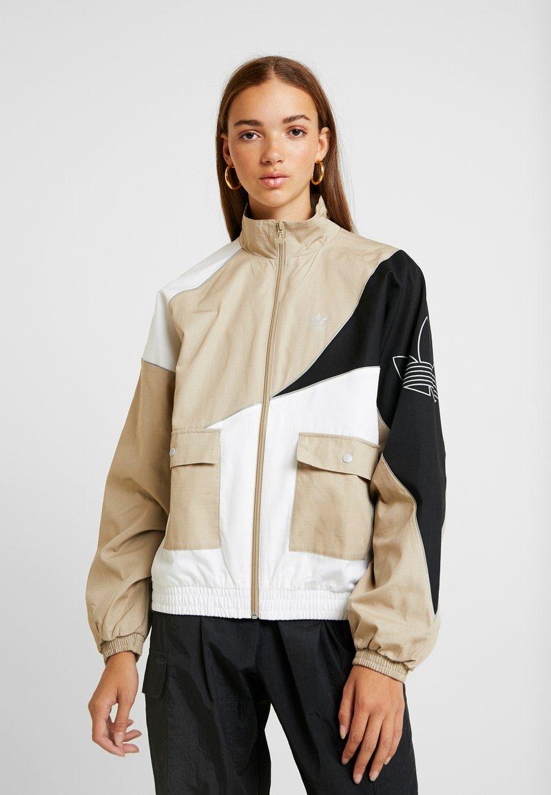 adidas Originals - TRACK - Veste de survêtement - multicolor