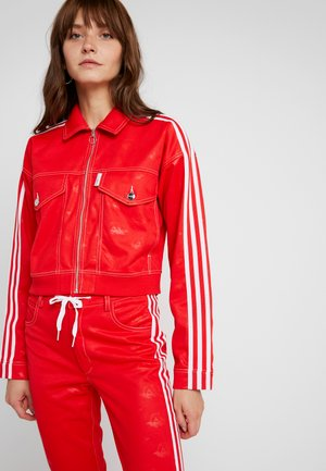 TRACKTOP - Training jacket - red