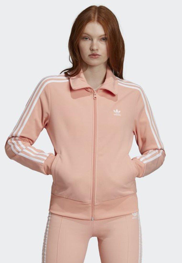 adidas Originals - TRACK TOP - Träningsjacka - pink