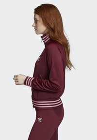 adidas Originals - TRACK TOP - Verryttelytakki - red