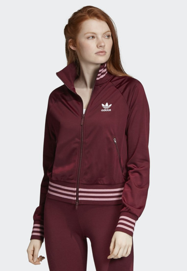adidas Originals - TRACK TOP - Training jacket - red