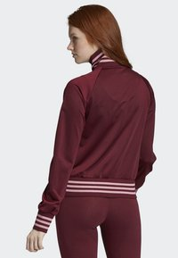 adidas Originals - TRACK TOP - Verryttelytakki - red - 1