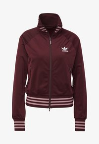 adidas Originals - TRACK TOP - Verryttelytakki - red - 5