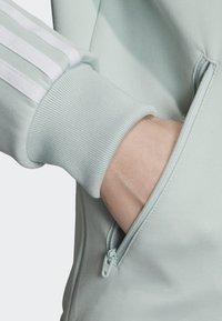 adidas Originals - SST TRACK TOP - Training jacket - green - 4