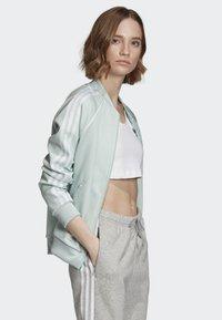 adidas Originals - SST TRACK TOP - Training jacket - green - 2