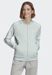 adidas Originals - SST TRACK TOP - Training jacket - green - 0