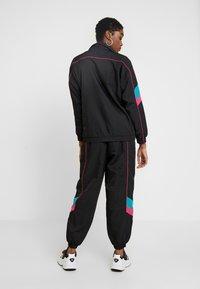 adidas Originals - TECH TRACK - Training jacket - black - 2