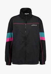 adidas Originals - TECH TRACK - Training jacket - black - 4