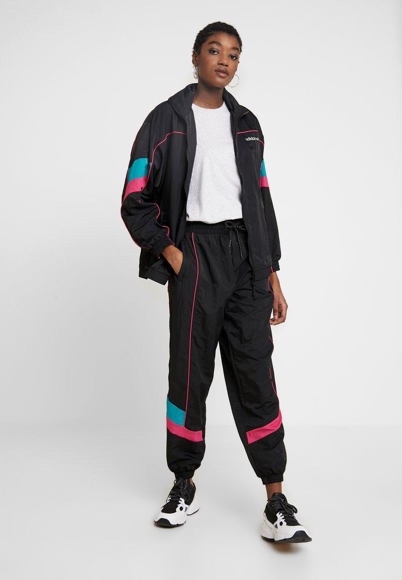 adidas Originals - TECH TRACK - Training jacket - black