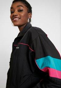 adidas Originals - TECH TRACK - Training jacket - black - 5