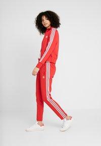 adidas Originals - FIREBIRD - Sportovní bunda - lush red - 1