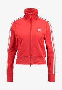 adidas Originals - FIREBIRD - Sportovní bunda - lush red - 3