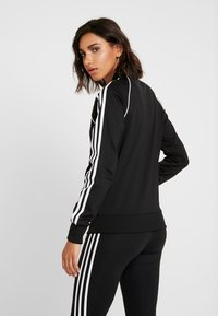 adidas Originals - SUPERSTAR ADICOLOR SPORT INSPIRED TRACK TOP - Bomber Jacket - black/white - 2