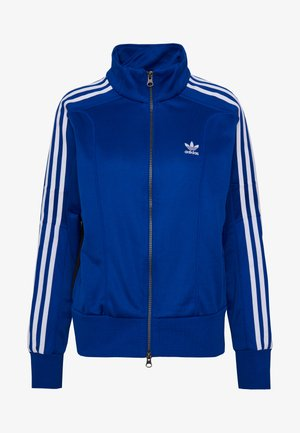 TRACKTOP - Trainingsvest - collegiate royal/black