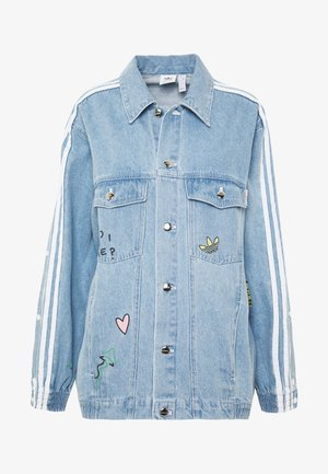 DENIM JACKET - Jeansjacke - clear sky