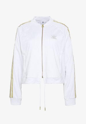 SUPERSTAR 2.0 SPORT INSPIRED TRACK TOP - Kurtka sportowa - white