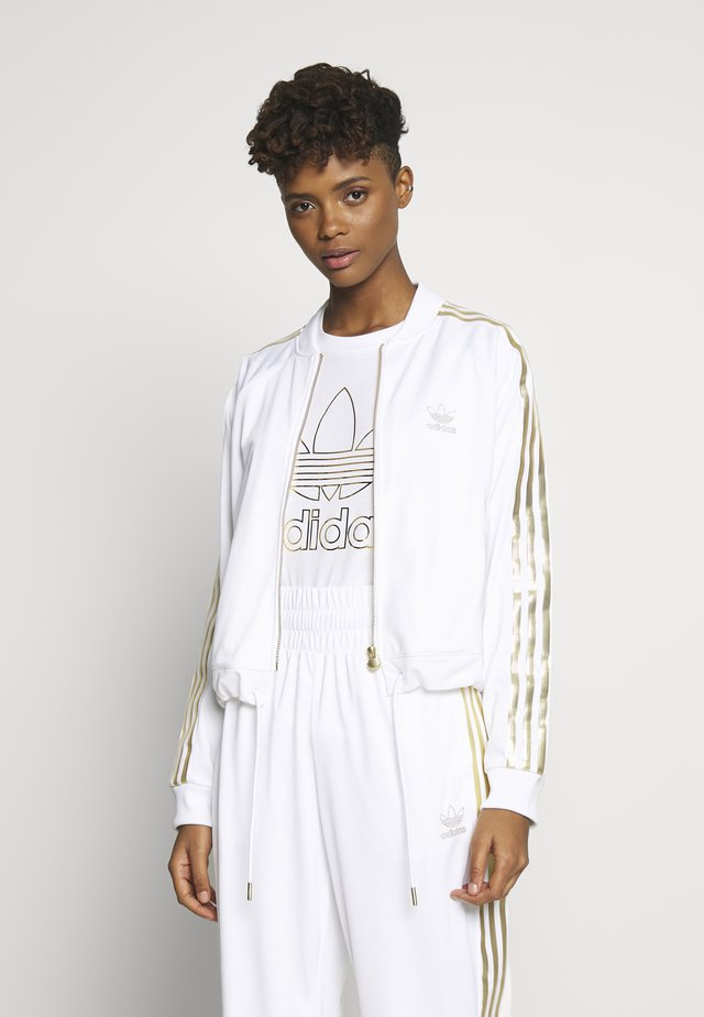 SUPERSTAR 2.0 SPORT INSPIRED TRACK TOP - Trainingsjacke - white
