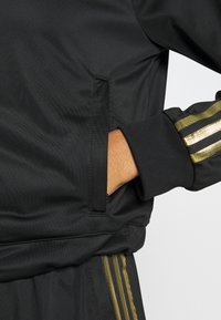 adidas Originals - SUPERSTAR 2.0 SPORT INSPIRED TRACK TOP - Sportovní bunda - black - 3