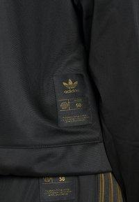 adidas Originals - SUPERSTAR 2.0 SPORT INSPIRED TRACK TOP - Sportovní bunda - black - 4