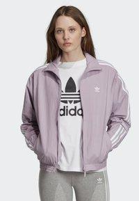 adidas Originals - TRACK TOP - Träningsjacka - purple - 0