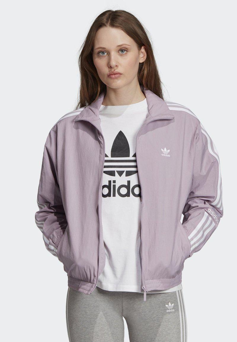adidas Originals - TRACK TOP - Träningsjacka - purple