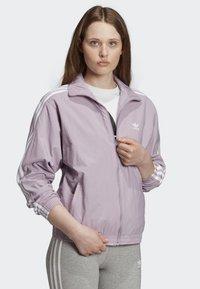 adidas Originals - TRACK TOP - Training jacket - purple - 3
