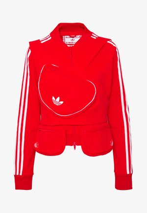 Training jacket - red