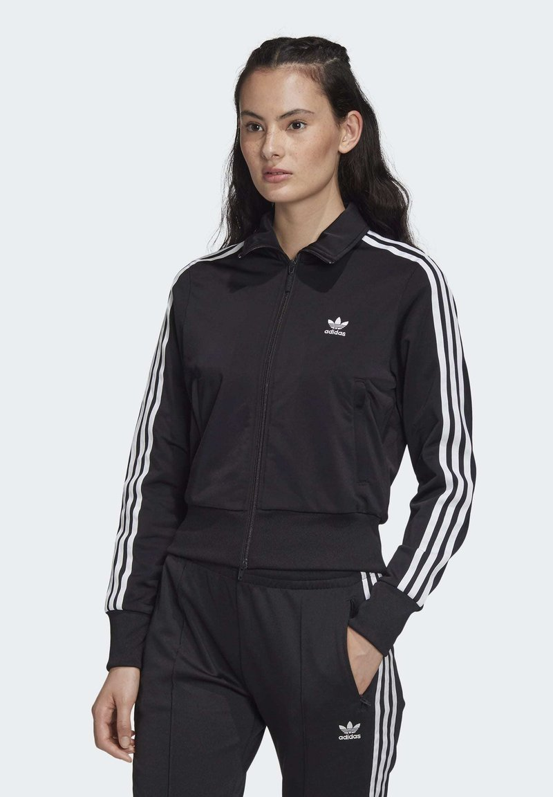 adidas Originals - FIREBIRD TRACK TOP - Träningsjacka - black