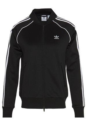 SST TRACKTOP PB - Sportovní bunda - black/white