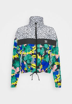 Windbreaker - multi coloured